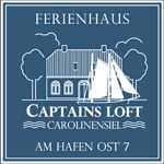 Schild Captains Loft_150
